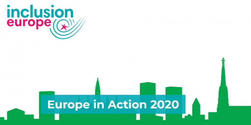 """CANCELED Europe in Action 2020 Conference """"Quality education for all"""""""